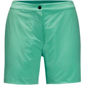 Jack Wolfskin JWP Shorts Women, groen